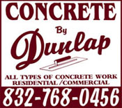 Concrete By Dunlap